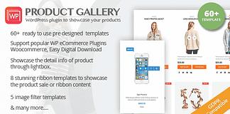 WP Product Gallery - WordPress Product Showcase Listing Plugin