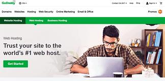 GoDaddy WordPress Hosting Services