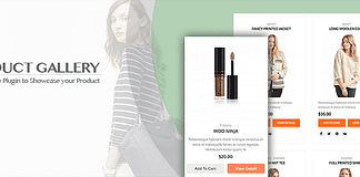 WP Product Gallery Lite – Free WordPress Product Gallery Plugin