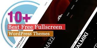 Best Free Fullscreen WordPress Themes