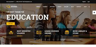 Education WP - Education WordPress Theme