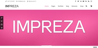Impreza – Premium WordPress Multipurpose Theme