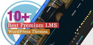Best Premium LMS WordPress Themes