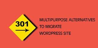301 Redirects – Multipurpose Alternatives To Migrate WordPress Site