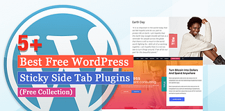 Best Free WordPress Sticky Side Tab Plugins