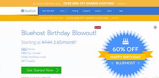 Bluehost - Best Web WordPress Hosting Providers