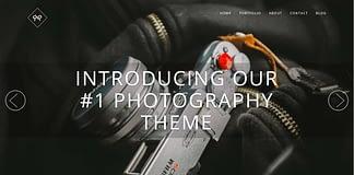 RokoPhoto - Premium Photography WordPress Theme