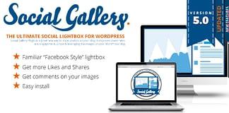 Social Gallery - Premium Social Gallery Plugin