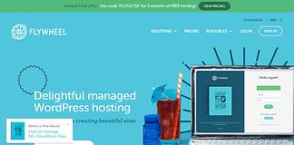 Flywheel - Fastest WordPress Hosting