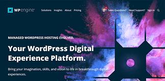 WP Engine - Managed Hosting for WordPress