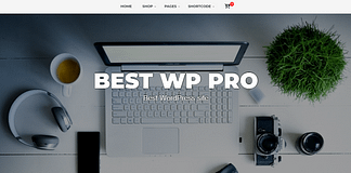 Best WP - Free Multi-purpose WordPress Theme