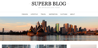 ResponsiveBlogily - Free Blog WordPress Theme
