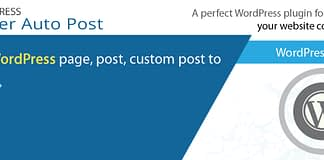 AccessPress Twitter Auto Post - Free WordPress Auto Tweet Plugin
