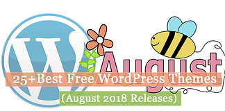 Best Free WordPress Themes August