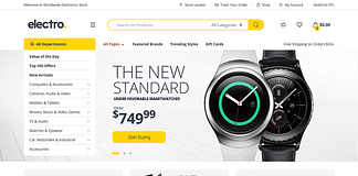Electro - WordPress Electronics Store WooCommerce Theme