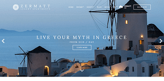 HotelMotel - Beautiful Hotel/Resort WordPress Theme