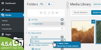 Real Media Library - WordPress Media Manager Plugins