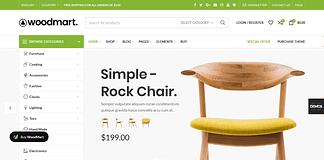 WoodMart – Responsive WooCommerce WordPress Theme