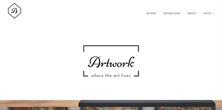 ArtWork - WordPress Art & Photography Theme