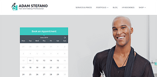 Entrepreneur - Appointment WordPress Theme