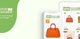 Woo Badge Designer Lite - Free WooCommerce Product Badge Designer Plugin