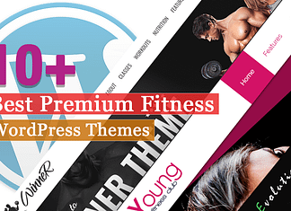 Best Premium Fitness WordPress Themes