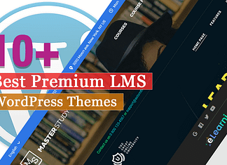 Best Premium LMS WordPress Themes