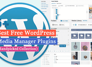 5+ Best Free WordPress Media Manager Plugins (Handpicked Collection)