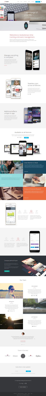 Fusion - Best Premium Pobile App WordPress Theme