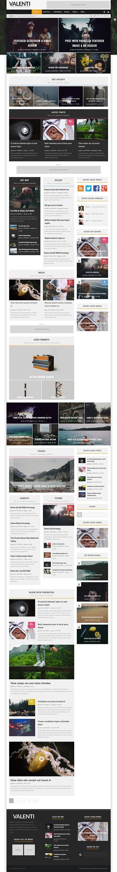 valent premium review wordpress theme - 10+ Best Premium Review WordPress Themes
