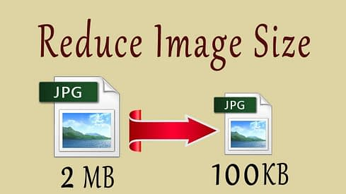 Reduce the Image Size - Ways to Boost WordPress Speed and Performance