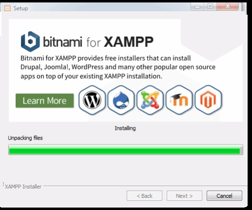 Xampp istalled - How to install WordPress in your Windows Computer