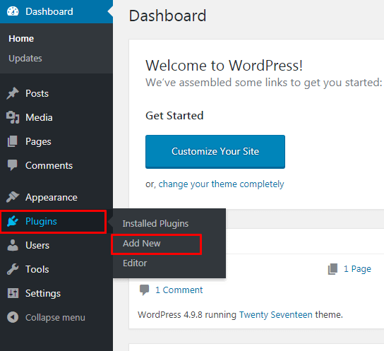 Add social share button2 1 - How to add a social share button on WP website using Social Share WordPress Plugin?