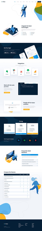 Vixus - Best Premium Mobile App WordPress Theme