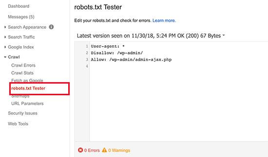 Optimize Your WordPress Site Robots.txt for SEO