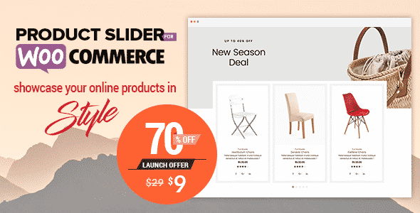 Best WooCommerce Product Slider Extensions for WordPress: Product Slider for WooCommerce