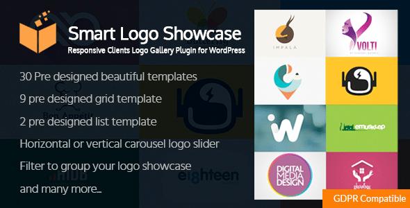 Best WordPress Logo Showcase Plugin: Smart Logo Showcase