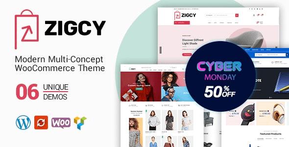 Zigcy - Black Friday Deal 2019