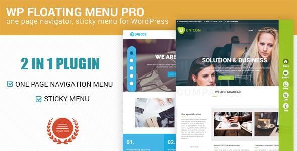 wp-floating-menu-premium-wordpress-theme