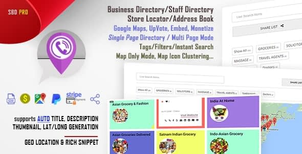 simple business directory - 5+ Best WordPress Business Directory Plugins (Premium List)