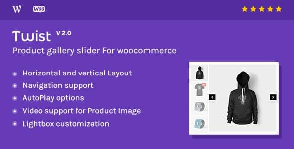 Best WooCommerce Product Slider Extensions for WordPress: Twist