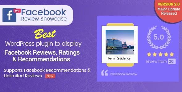 WP Facebook Review Showcase