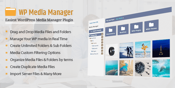 wp media manager - How to manage your WordPress media using WP Media Manager? (Step by Step Guide)