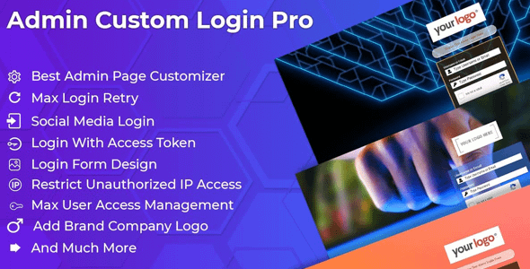 Admin Custom Login Pro