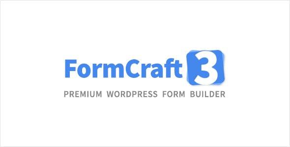 formcraft - Quform vs FormCraft vs eForm - Which is the Best WordPress Form Builder Plugin?