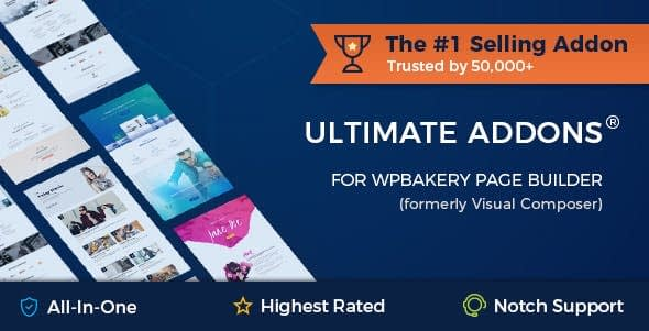 Ultimate Addons for WP Bakery Page Builder
