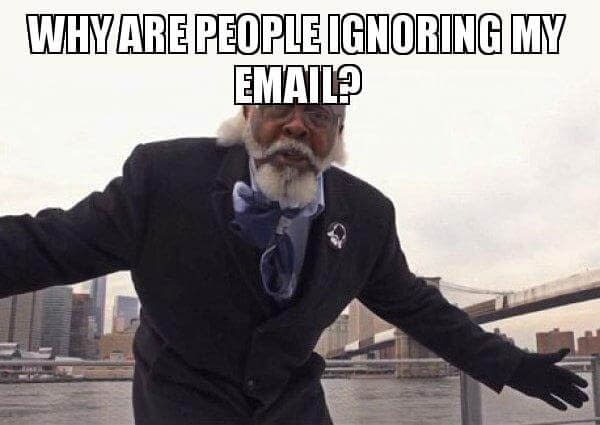 why-are-people-ignoring-my-email