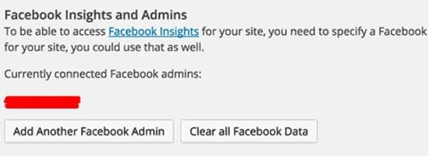Get Facebook Insights for the WordPress Site.... - How to Get Facebook Insights for the WordPress Site