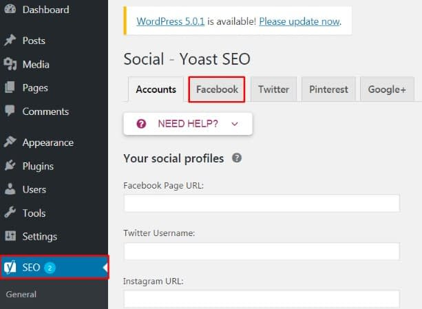 Get Facebook Insights for the WordPress Site... - How to Get Facebook Insights for the WordPress Site