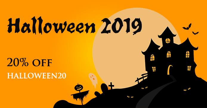 Zita WordPress Halloween Deal